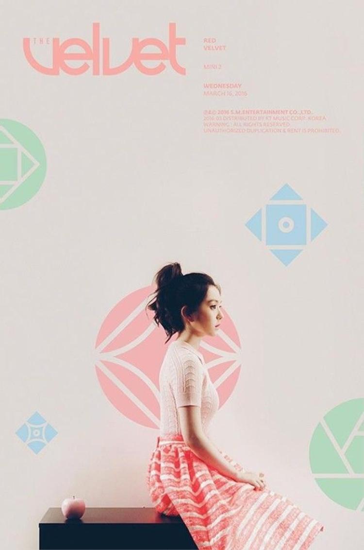 5 cô út nhà SM  Red Velvet sẽ kể chuyện cổ tích trong mini album trở lại
