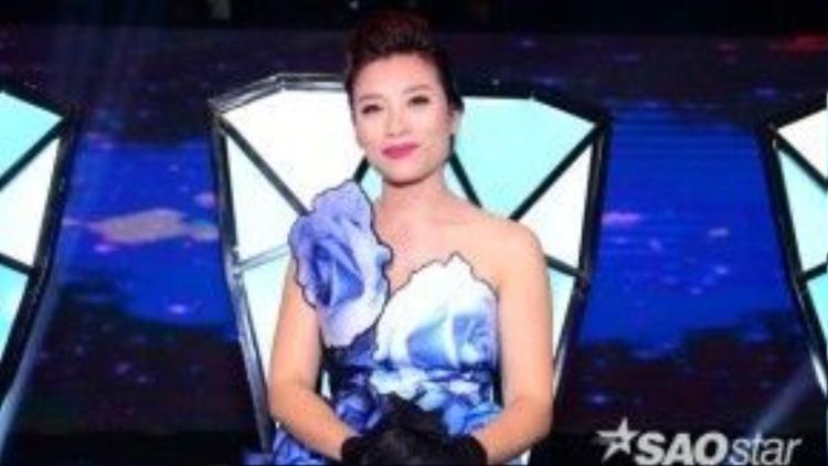 Giám khảo Trần Ly Ly
