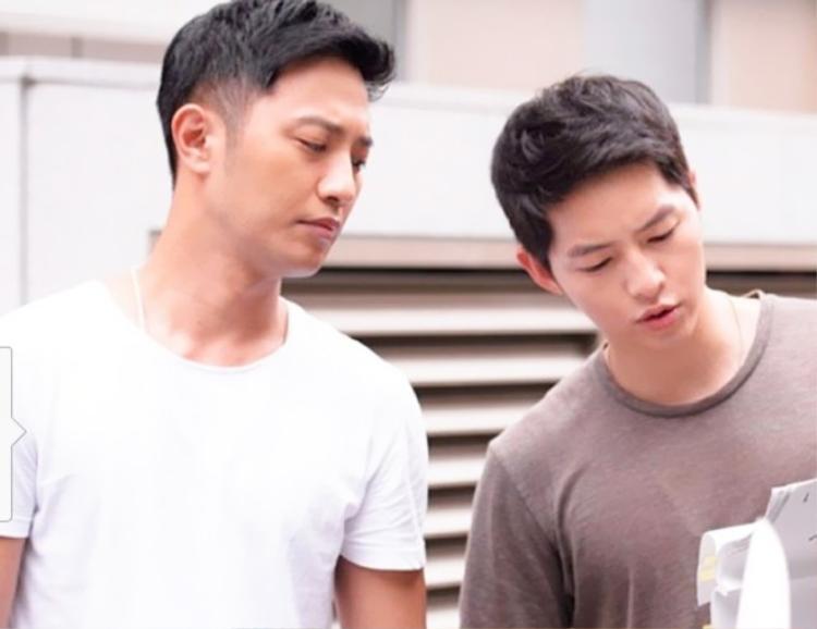 Song Joong Ki: Nam chính chuẩn men thường bị bẻ cong nhất phim Hàn