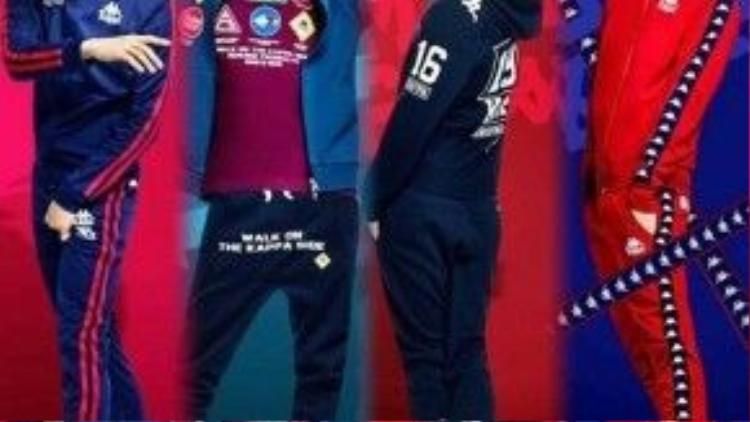 Trưởng nhóm nhạc Big bang đình đám mới đây đã chính thức được mời làm đại sứ cho thương hiệu thời trang Kappa nhân kỉ niệm 100 năm thành lập. Sau một thập kỉ hỗn loạn về hướng đi, thì đây là bước đi mới cho Kappa và cũng là cơ hội cho G Dragon bén duyên sang một lĩnh vực hoàn toàn mới.