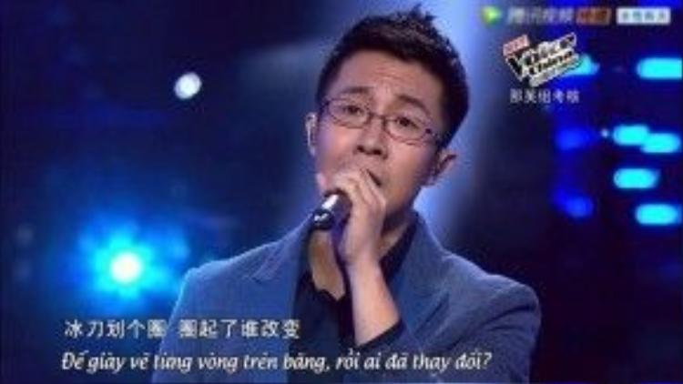 Giọng hát của Tôn Bá Luân được nhận xét là chân thực, dễ dàng đi vào lòng người.