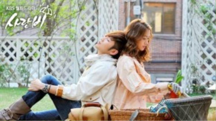 """Love Rain là """"tội đồ"""" của dòng phim Hàn tại Nhật"""