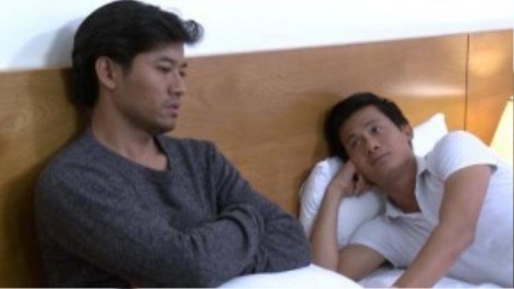Tình cảm của Thế Thành dành cho Minh Phạm dễ khiến cho khán giả liên tưởng đến một mối tình đơn phương.