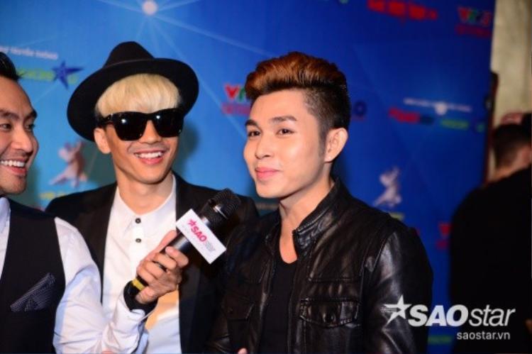 Isaac, Jun cùng nhau truyền lửa cho S.T đại thắng Bước nhảy Hoàn vũ
