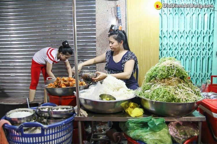 8 điểm ăn khuya số dzách cho cú đêm Sài thành