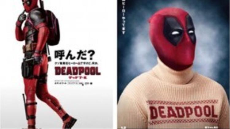 3/6/2016 Deadpool mới chính thức được công chiếu tại Nhật, chậm hơn Việt Nam 4 tháng.