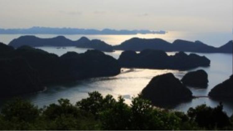 Đảo Cát Bà. Ảnh: Infornet.