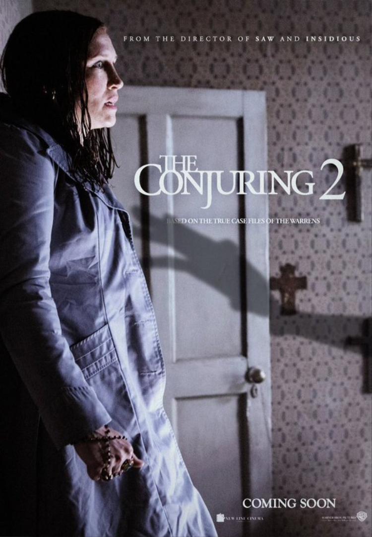 Có gì trong The Conjuring 2, phim kinh dị được mong đợi nhất 2016?