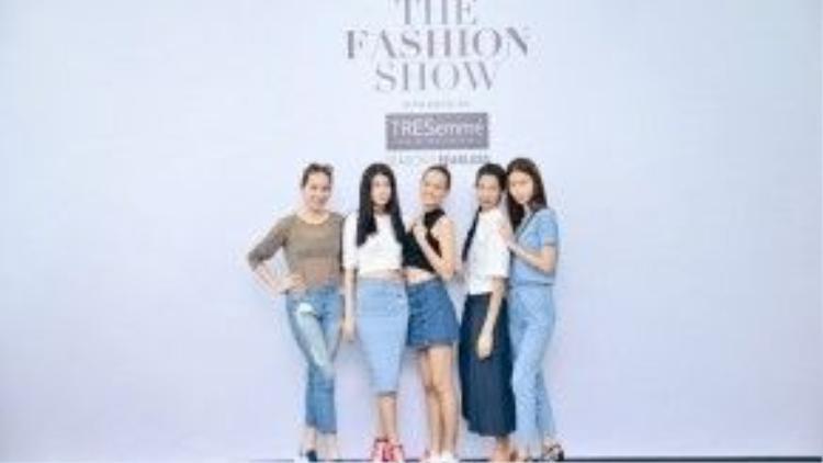 """""""The Fashion Show"""" với chủ đề """"Fashion is Fearless - Thời trang là vượt qua chính mình"""" sẽ diễn ra vào ngày 23/03/2016 tại Gem Center (số 8 Nguyễn Bỉnh Khiêm, Phường Đa Kao, Quận 1, TP hồ Chí Minh)."""