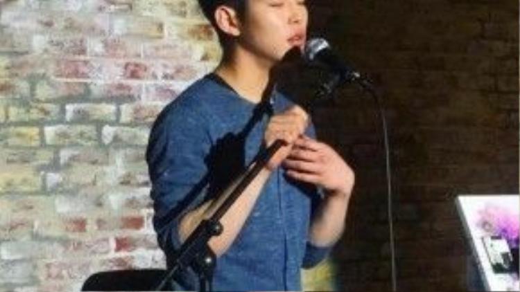 Ca sĩ Paul Kim cover ca khúc Sau tất cả bằng tiếng Hàn