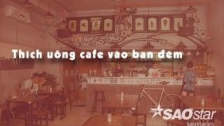 Những quán cà phê 24h mọc lên như nấm để giải quyết nhu cầu đi đêm của người Sài Gòn trẻ.