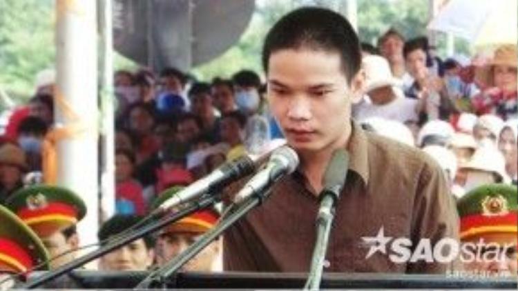 Trong phiên xét xử vụ thảm sát Bình Phước cuối năm 2015 ở Bình Phước, Vũ Văn Tiến bị tuyên án tử hình.