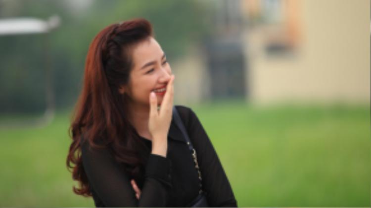 Hoa hậu Trương Tri Trúc Diễm với nét đẹp và tính cách đặc trưng của người phụ nữ Việt Nam, hiền lành, thục đức và luôn hướng về gia đình bằng cả tấm lòng của mình.