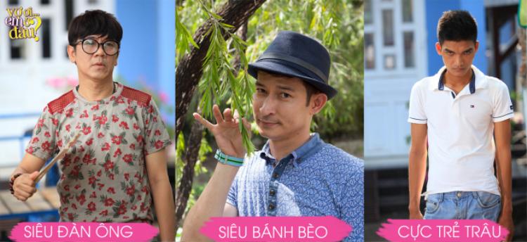 Giúp Bình Minh tìm vợ, Huy Khánh tranh thủ sàm sỡ trai đẹp