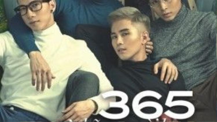 Tập sách ảnh sẽ tiết lộ nhiều bí mật trong 5 năm là thành viên của 365.