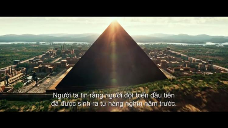Dị nhân vĩ đại Apocalypse hủy diệt nhân loại trong trailer thứ 2 của X-men