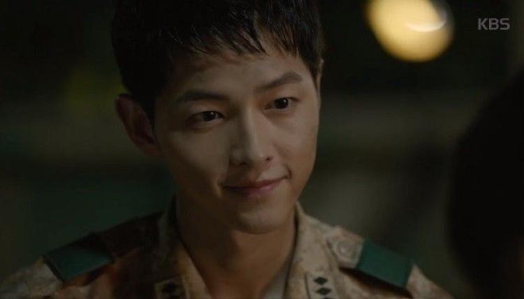 Tập 8: Về từ cõi chết, Song Joong Ki được nghe người đẹp tỏ tình