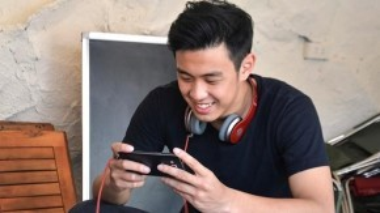 Đối với HuyMe, làm Vlog là một sở thích không thể thiếu giúp anh chàng xả stress và tìm thấy nhiều niềm vui.