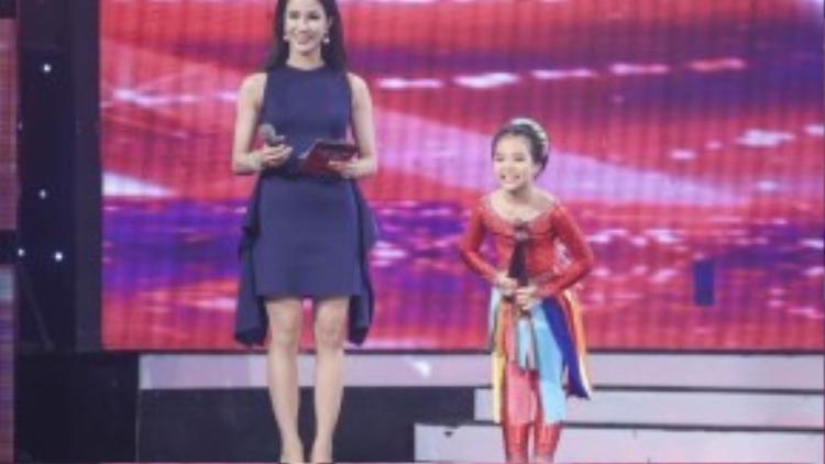 """Năm 2016, Diệp Lâm Anh đang quyết tâm trở thành """"đả nữ"""" của nền điện ảnh Việt Nam. Thời gian qua cô đã dành rất nhiều thời gian cho công việc tập võ để quay phim hành động. Cô hy vọng sự đầu tư của mình sẽ được khán giả đón nhận trong thời gian tới."""