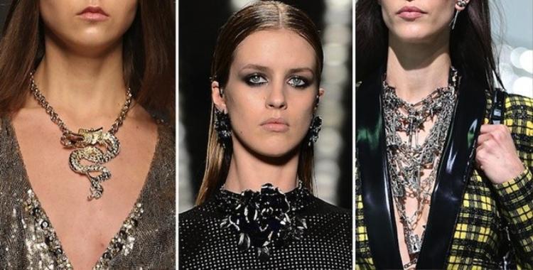 Trend big size Accessories tấn công các sàn diễn thời trang