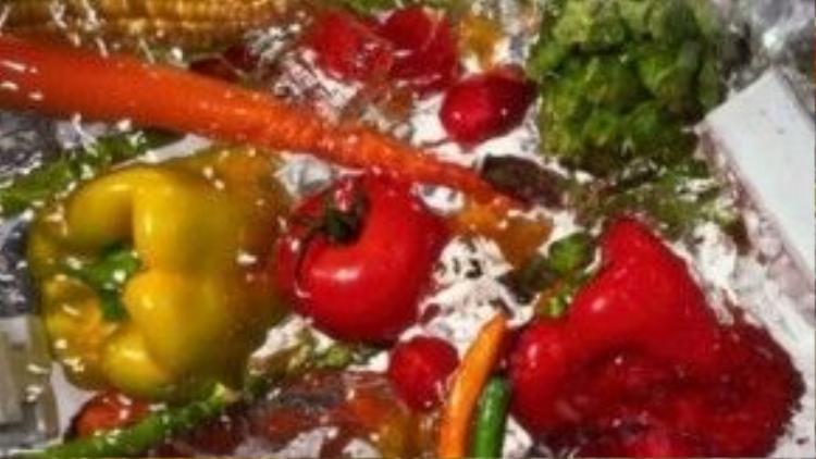 Mỗi loại rau có tính chất riêng cần phải lưu ý.