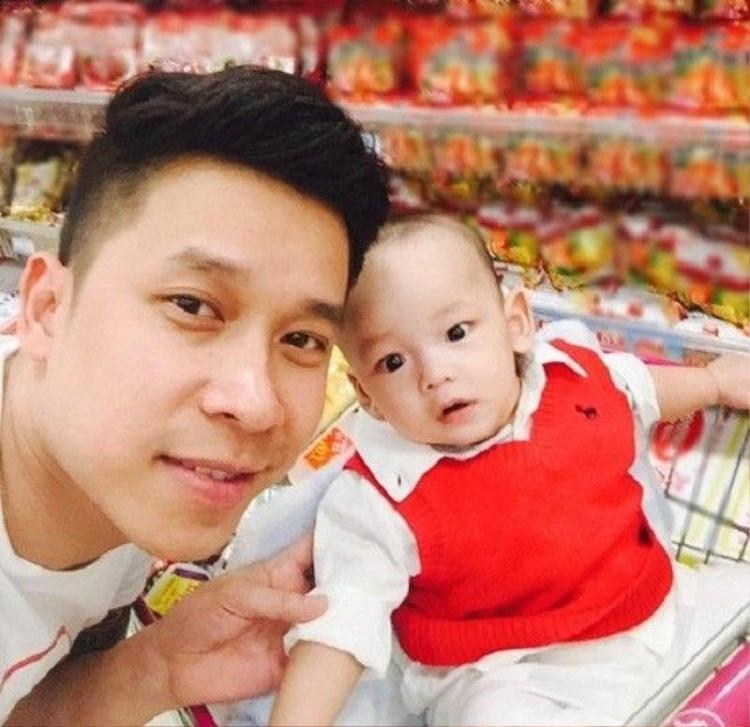 Những ông bố điển trai chăm con giỏi nhất showbiz Việt