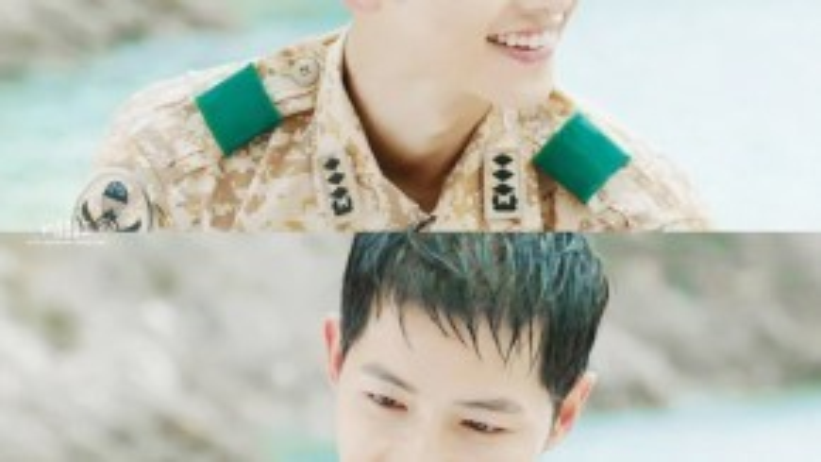 """Không thể phủ nhận, nụ cười của Yoo Shi Jin là loại """"vũ khí"""" có tính sát thương rất cao."""