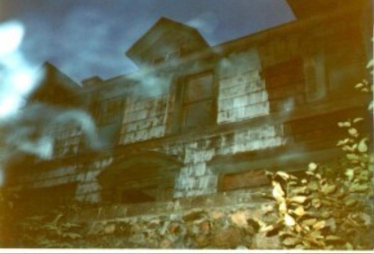 """""""Ngôi nhà địa ngục"""" theo như truyền thuyết."""