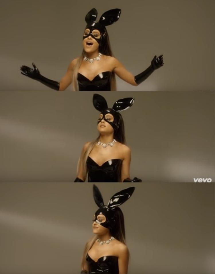 Ariana Grande bất ngờ tung clip hát chay single mới, khoe chất giọng cực khủng