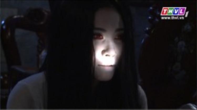 Khánh Hà chính là cô gái đêm đêm xõa tóc đứng dọa ma vợ chồng Minh Phạm.