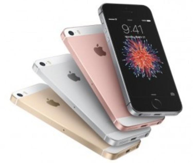 Có thể nói, iPhone SE mang sức mạnh của iPhone 6s trong thân hình của iPhone 5s.