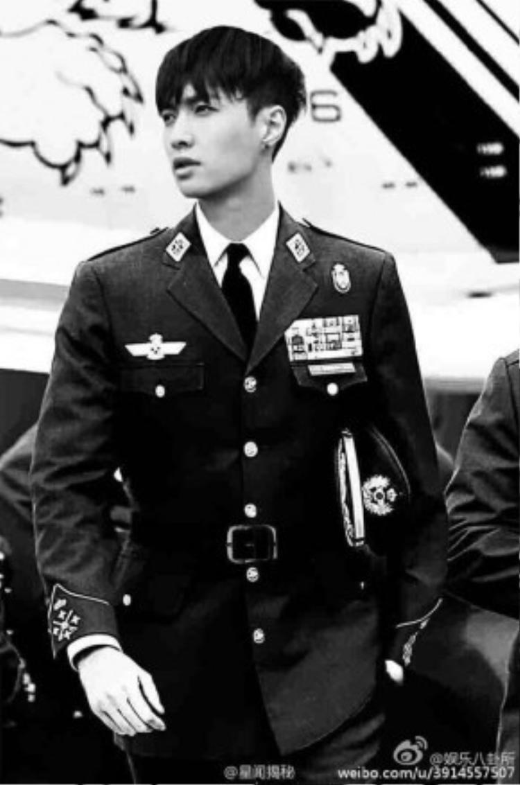 Nam ca sĩ Trương Nghệ Hưng của nhóm nhạc đình đám Hàn Quốc EXO