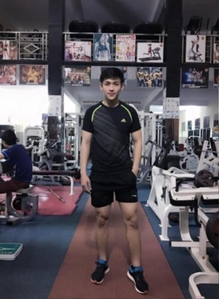 Theo Nguyễn Hải Dương, ngoài lịch tập gym và ăn uống khoa học, điều quan trọng nhất là bạn phải kiên trì và nghiêm túc thực hiện.
