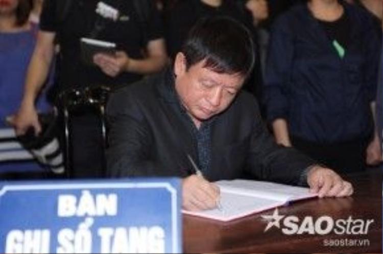 Nhạc sĩ Đỗ Hồng Quân - Chủ tịch Hội nhạc sĩ Việt Nam.
