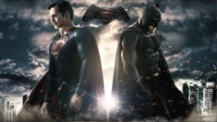 'Batman v Superman: Dawn of Justice' là phần phim quan trọng mở ra những diễn biến trong 2 phần tới của Justice League.