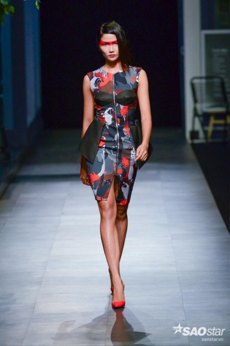 Dấu ấn từ The Fashion Show với 5 NTK Việt đầy tài năng