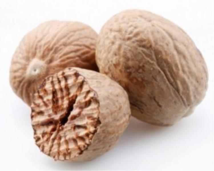 Nhục đậu khấu còn là vị thuốc kích thích tiêu hoá.