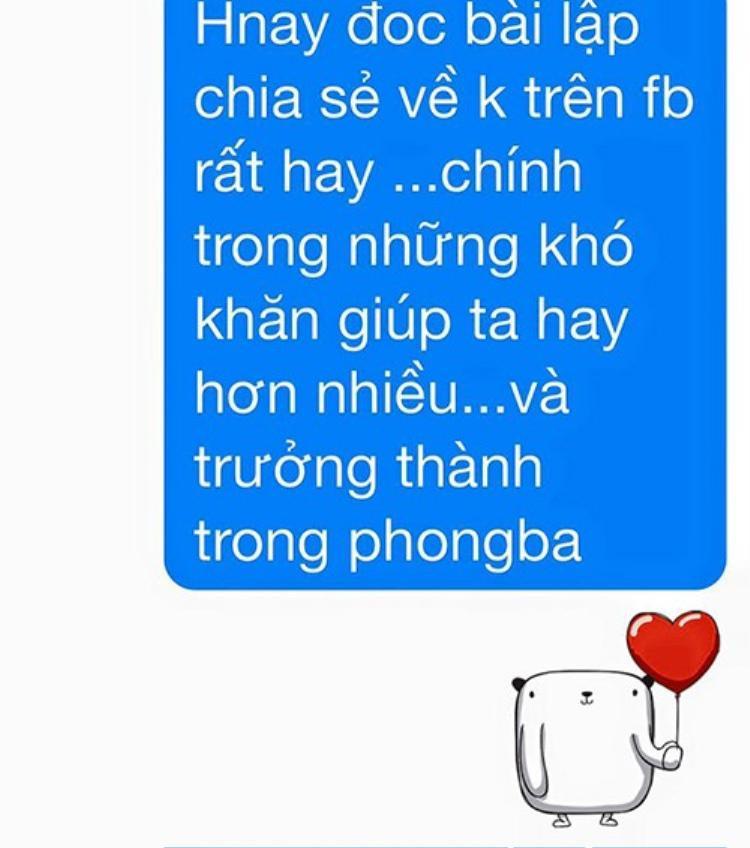 Thanh Lam nghẹn ngào chia sẻ tin nhắn cuối cùng với Trần Lập