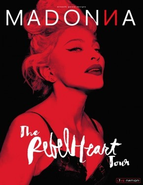 Madonna - The Rebel Heart Tour