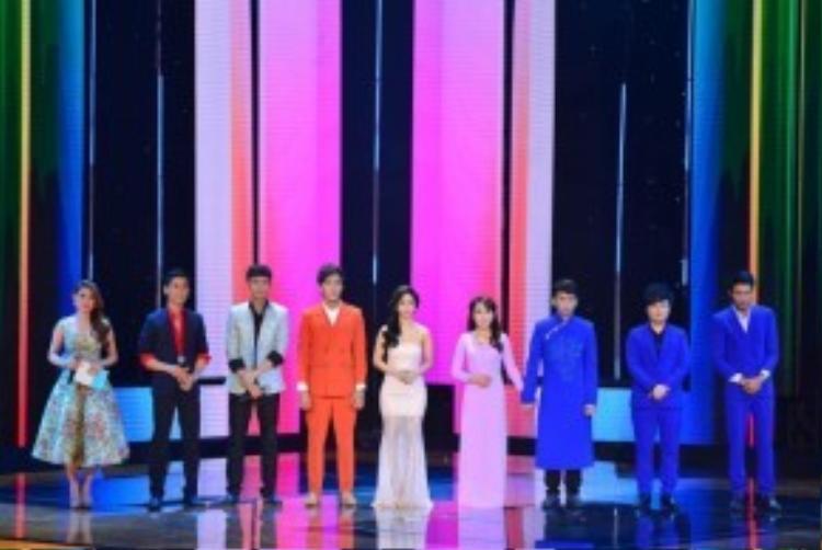 Những giọng ca đẹp đẽ của team HLV Quang Linh.