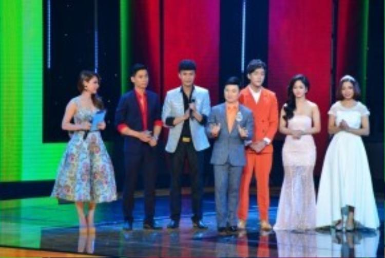 5 gương mặt của team anh giành tấm vé bước tiếp vào liveshow là Phương Anh, Trường Sơn, Huỳnh Thật, Đình Phước và thí sinh Mỹ Linh (thí sinh giành được nút đỏ).