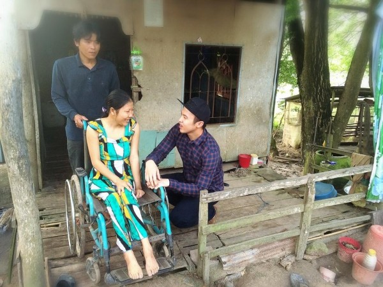 Tình bạn đặc biệt của soái ca Đà Nẵng và người bạn trai Sài thành