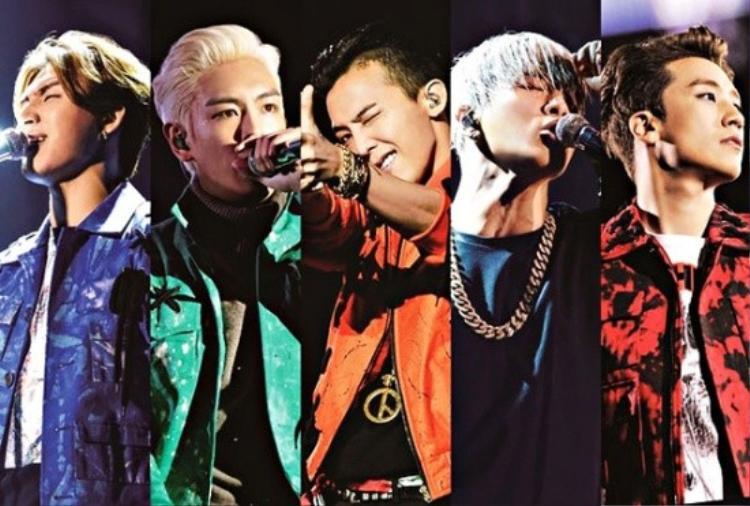 Fan Big Bang bị nhắc nhở khi xả 10 tấn rác sau concert tại Hàng Châu