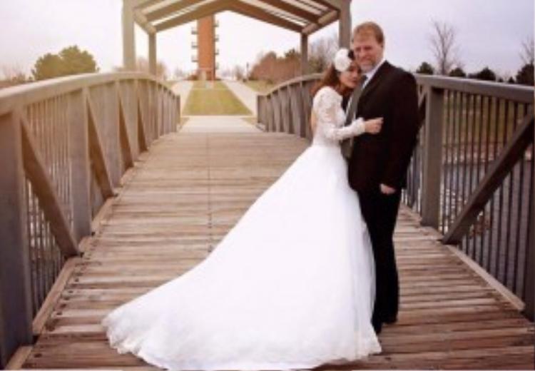 Trải qua bao khó khăn, cuối cùng David và Na Hye cũng có một đám cưới hạnh phúc.