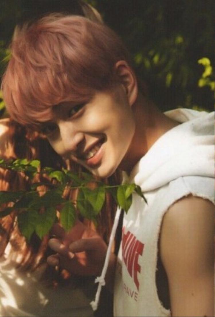 Không chỉ là một ca sĩ, diễn viên mà anh chàng còn sáng tác nhạc và làm MC cho chương trình KBS's Yahaengsung và MBC's Show! Music Core