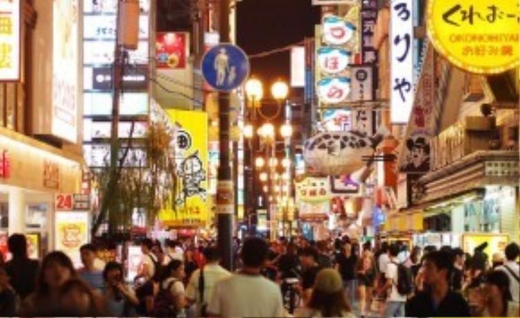 Nhịp sống ở Hàn Quốc rất gấp gáp.