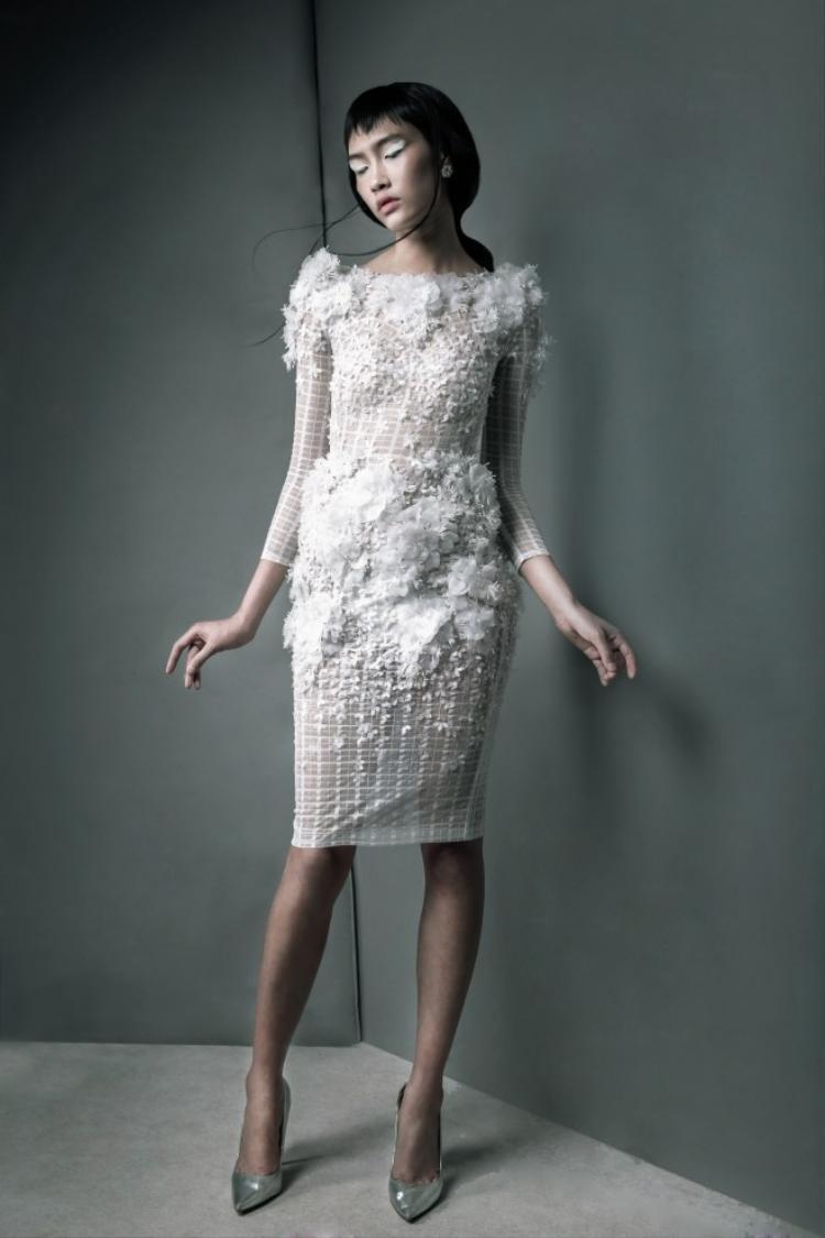Ngắm Nguyễn Oanh, Võ Thành An đẹp mê mẩn trong bộ ảnh thời trang cao cấp