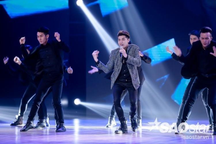 Mãn nhãn với phần oanh tạc sân khấu VIP Dance của Cause I love you