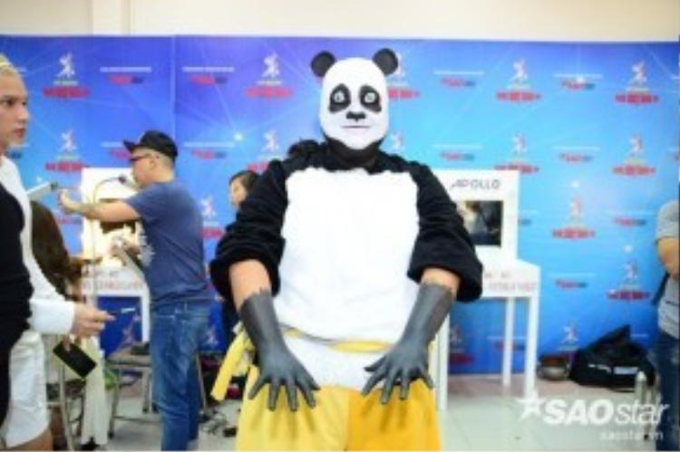 Tuần này, Vương Khang sẽ hỗ trợ tiết mục của Khả Ngân.