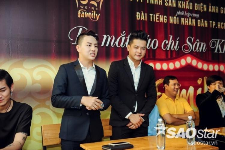 Gia Bảo, Duy Khánh, Hoàng Anh lên tiếng minh oan cho vở kịch Thượng ẩn